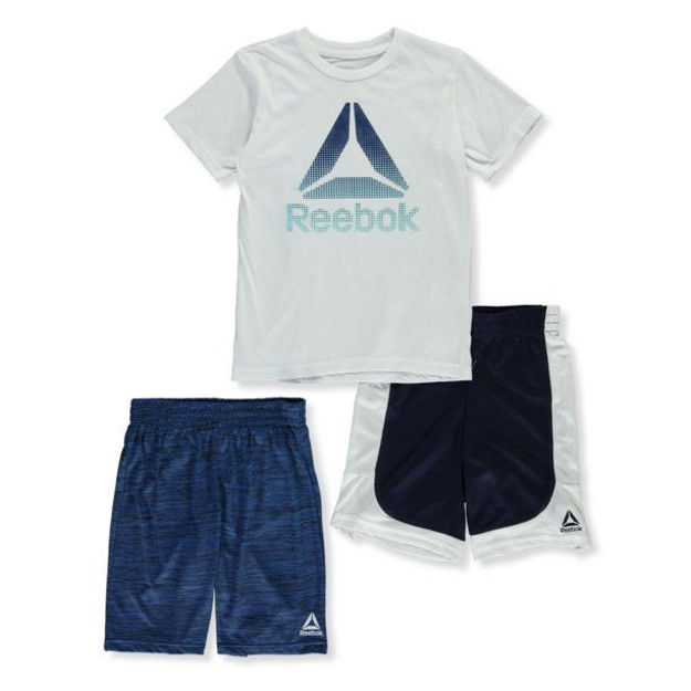 Picture of Reebok Baby Boys' Shorts Set