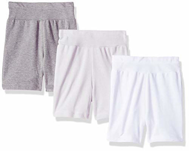 Picture of Hanes Ultimate Baby Flexy 3 Pack Adjustable Fit Knit Shorts