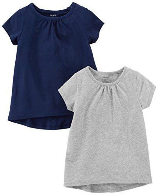 Picture of Carter's Girls' 2-Pack Tees